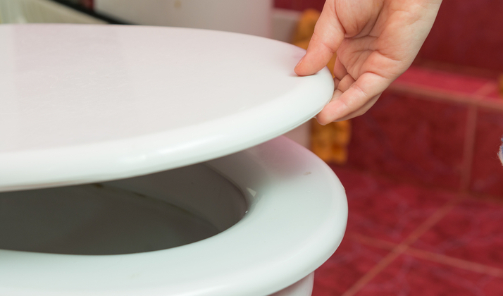 Should Guys Really Have To Put The Toilet Seat Down?