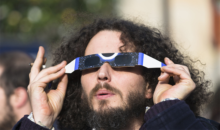 Hold Onto Your Butts – There's Going To Be A Damn Solar Eclipse