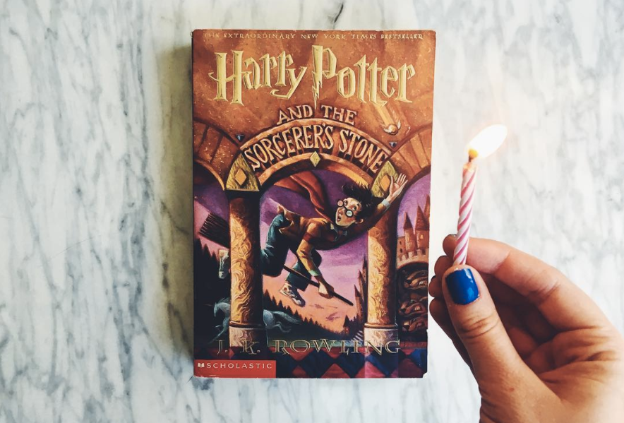 Harry Potter Wa Released 20 Years Ago And There's A Wonderfully Nerdy Way To Celebrate