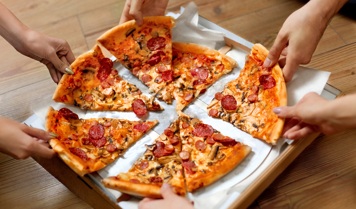 The Best Pizza Isn't From Chicago Or New York