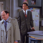 A Hypothetical Seinfeld Conversation About Uber Ratings