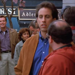 A Hypothetical Seinfeld With Their Uber Driver