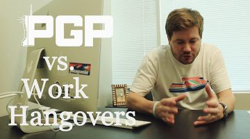 New Video: Everything You Don't Want To Hear When You Show Up To Work Hungover