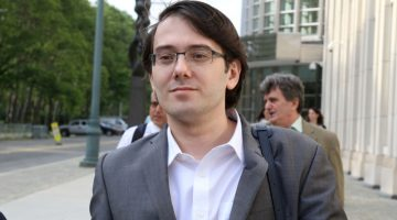Five People That Had A Worse Weekend Than You: Shkreli